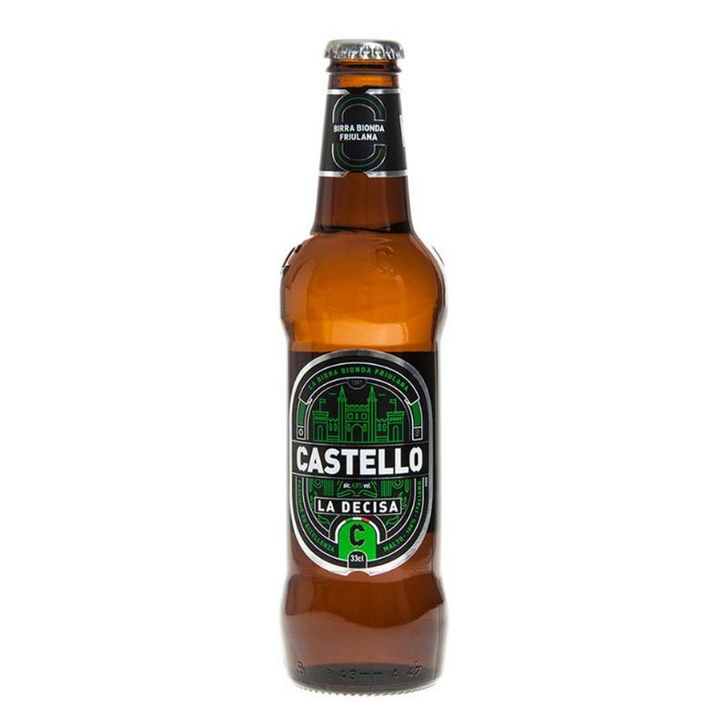 Birra Castello da 33 Cl