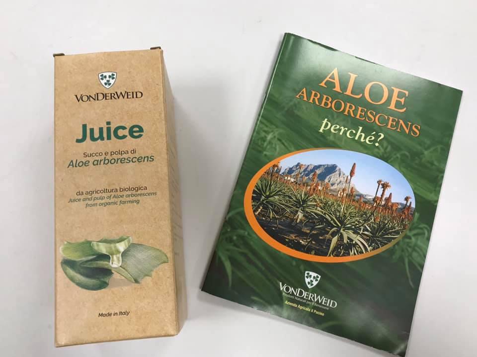 Succo di Pola di Aloe 500ml